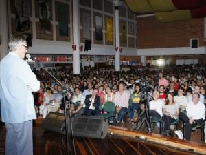 Comienza este 29 de agosto e irá hasta el 3 de septiembre en el marco de la Feria del Libro de Bucaramanga Ulibro 2011.