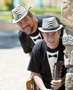 Jhon y Andres: Música para el pie izquierdo