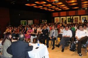 Las directivas y docentes de la Unab siguen al pié de la letra el desarrollo de Ulibro 2011
