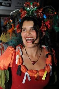Tanya Batt de Nueva Zelanda.