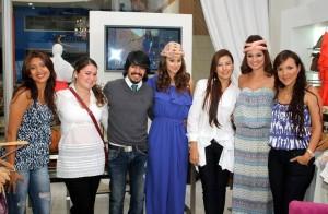 Paola Patiño, Melissa Quinn, Frank Bayona, Marta Juliana Arenas, Adriana Liévano, Silvia Becerra y Andrea Leiva.