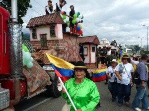 Carnaval del Oriente Colombiano