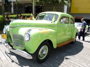 Los autos clásicos y antiguos estarán en exhibición la tarde del sábado 3 de septiembre.
