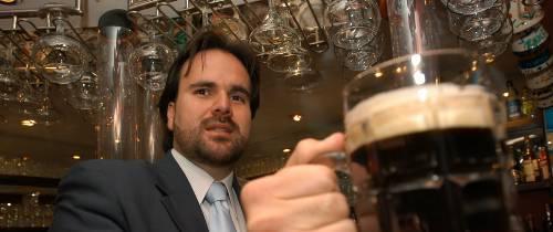 Germán Pinzón, impulsivo por los negocios