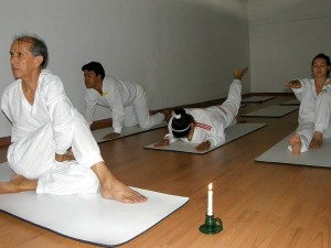 Yoga, una alternativa para mejorar la salud.