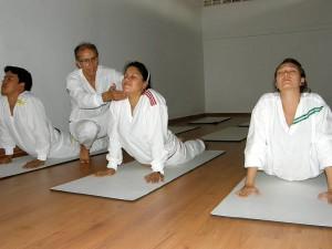 El objetivo final de estas prácticas es lograr convertir a las personas en unas más vitales.