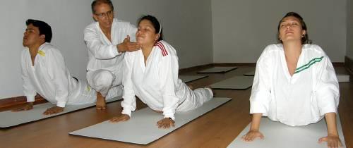 Yoga, una alternativa para mejorar la salud