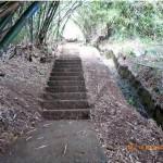 AHORA las escaleras están más iluminadas
