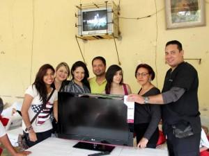 Las internas del Hospital Psiquiátrico fueron premiadas por las estudiantes de la Unab.