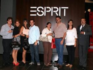 Diego Humberto Rueda, Andrea Supelano, Adriana Durán, Omar Barroso, Gloria Marimar Martínez, Adolfo Botero, Faisuli Rodríguez y Juan José Restrepo.