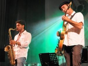 Sus constantes presentaciones y viajes por fin le permitieron al músico David Jácome volver a su natal Bucaramanga.