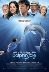 'Winter,´el delfín', película de la semana en Gente de Cabecera