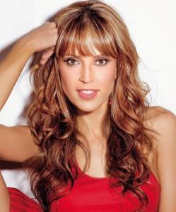 Alejandra Azcárate estará dos días de show en Bucaramanga.