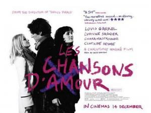 Les Chansons d'Amour (Las Canciones de Amor) Director: Christophe Honoré.