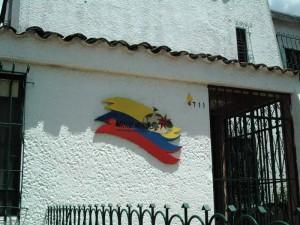 Esta es la sede de los Misioneros Javerianos de Yarumal, en el barrio Terrazas.