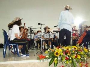 El concierto será el 21 de octubre en el colegio San Pedro Claver.