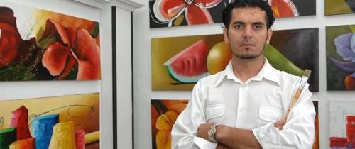 Gabriel Acevedo, el pintor de la naturaleza