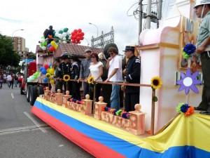 El desfile del Carnaval de Oriente Colombiano es este sábado