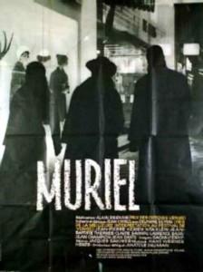 Muriel, ou le temps d'un retour (Muriel) Director: Alain Resnais.