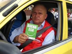 Aunque el problema no es general, los taxistas son los más cuestionados en el tema de la amabilidad a la hora de prestar un servicio.