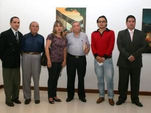 Marcel Tarazona, Hernando Loaiza, Adriana Parra, Edmundo Gavassa, Juan Gregorio Ramírez y Oscar Orlando Oviedo Mora.