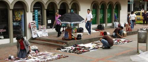Recuperación del espacio público y los artesanos de Cabecera