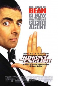 Johnny English 2, película de la semana.