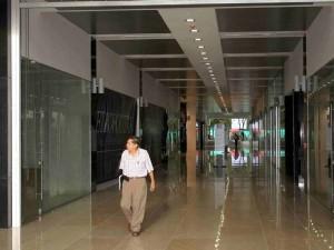 La obra que se realizó en 18 meses, tendrá en una de sus torres las oficinas principales de Bancolombia y de la empresa de seguridad Delta, entre otras oficinas.