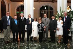 Coctel de aniversario de La Presentación.