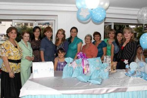 Baby Shower de Alejandro.