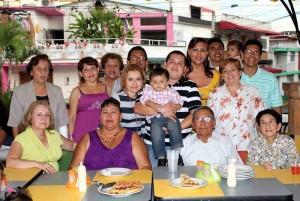 Cumpleaños de David Ricardo Rojas.