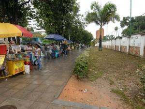 Esta semana, Gente de Cabecera constató que ya fue limpiada esta zona de la denuncia.  (Javier Gutiérrez )
