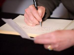 El taller pretende incentivar el gusto por la buena escritura.