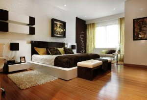 Habitaciones con empotrados y terrazas que permiten combinar ambientes son parte de la obra en cada apartamento.