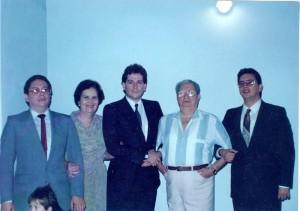 Luis Fernando Cote Peña tiene vivos en su mente muchos recuerdos de infancia y juventud, que le han marcado su vida.