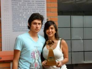 Estos son los estudiantes ganadores del bronce en Inter U.