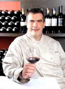 El chef François Cornelis estará en la ciudad
