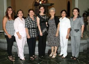 Despedida de soltera de María José Ordóñez