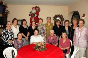 Cumpleaños de Luisa Amelia Sandoval de Gómez
