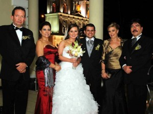 Oswaldo Silva, Irma Susana Rueda, Ángela Flores, Lucas Silva, María Cristina Plata  y Miguel Ángel Flórez.