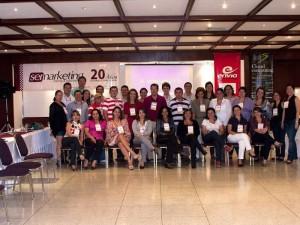 En días pasados Sermarketing realizó en el Club Campestre el Seminario Taller de coaching.