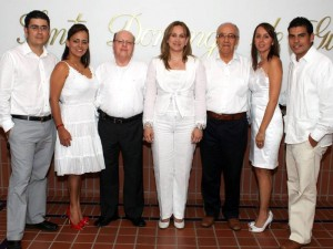 El encuentro es liderado por las directivas de la facultad de Negocios Internacionales de la Universidad Santo Tomás.