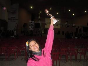 Laura Marcela Rojas Ariza tiene 12 años y es estudiante del colegio Inem.