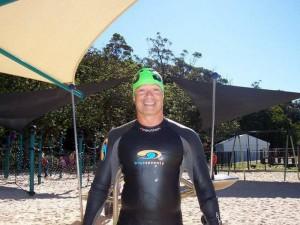Los deportes acuáticos fueron pilares entre él y sus hermanos.
