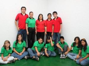 La Fundación Alma Musical ofrece clases a niños de zonas vulnerables de la ciudad.
