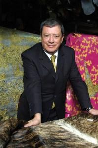 Mario Hernández,  de Marroquinera S.A.
