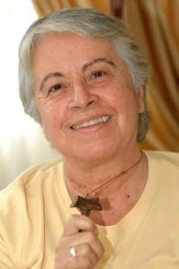 Alba Stella Barreto, directora de la Fundación Paz y Bien