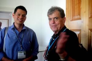 También compartió con Aaron Ciechanover Premio Nobel de Química 2004.