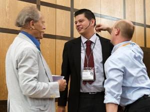 Torsten Nils Wiesel, neurobiólogo sueco ganador del Premio Nobel de Medicina en 1981.