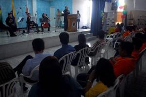 El jueves 10 de noviembre se realiza un encuentro con los ministros cristianos de Bucaramanga.